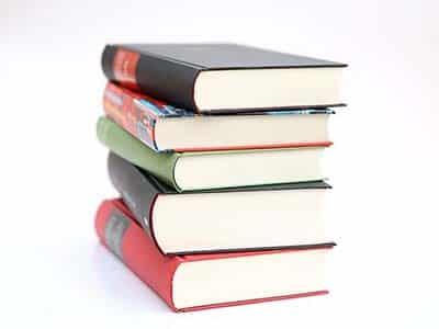 ספרים לקורס אנגלית
